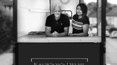 KaurSon's Delhi will be launching in Hitchin on Saturday, offering a British twist to traditional In