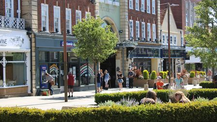 A number of restaurants in Letchworth and Baldock have signed up to the Eat Out to Help Out scheme.