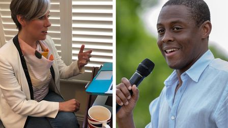 Daisy Cooper MP and Bim Afolami MP have both been nominated for Patchwork Foundation's MP of the Yea