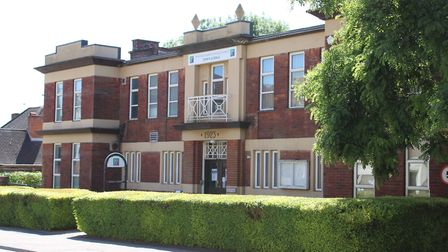 Town Lodge, on Gernon Road, has been subject to a planning permission since December 2019. Picture: