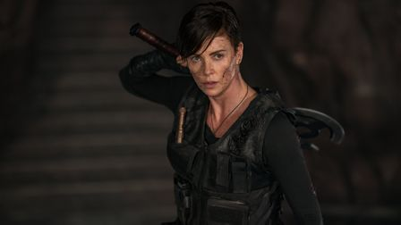 Charlize Theron as Andy in The Old Guard.Picture: Aimee Spinks/NETFLIX ©2020