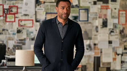Chiwetel Ejiofor as Copley in The Old Guard. Picture: AIMEE SPINKS/NETFLIX ©2020