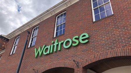 A new business are poised to move into the former Waitrose unit in Stevenage Old Town. Picture: Maya
