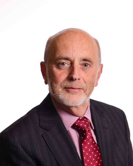 Councillor Ray Gooding. Picture: Nick Strugnell.