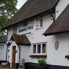 The Orange Tree in Baldock raised over £22,000 during lockdown. Picture: Google