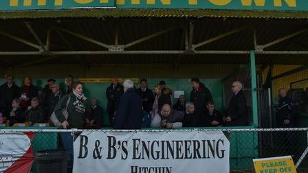 Hitchin Town FC have launched a £25,000 online crowdfunding campaign to make essential repairs at To