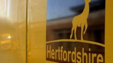 Hertfordshire County Council has addressed concerns over parents being fined for not sending their c