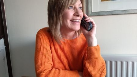 St Clare Hospice in Hastingwood launched a bereavement support helpline in July 2020 in order to sup