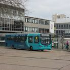 Arriva buses have introduced some changes to their school run services in the wake of COVID-19. Pict