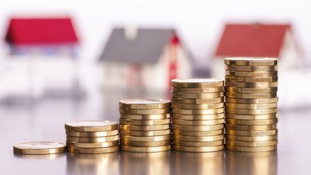 Coins and housing, a necessary combination for a happy retirement. Picture: Getty Images/iStockphoto