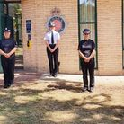Women in all ranks at Essex Police. Picture: Janette Rawlingson