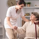 If moving around has become more of a struggle for your loved one, they may benefit from a helping h