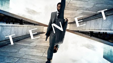 Christopher Nolan's Tenet can now be seen at the cinema. Picture: supplied