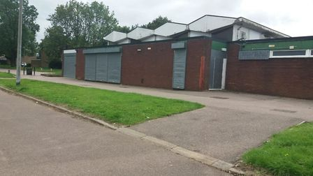Hampson Park community centre will temporarily relocate to St Nicholas as its building is structural