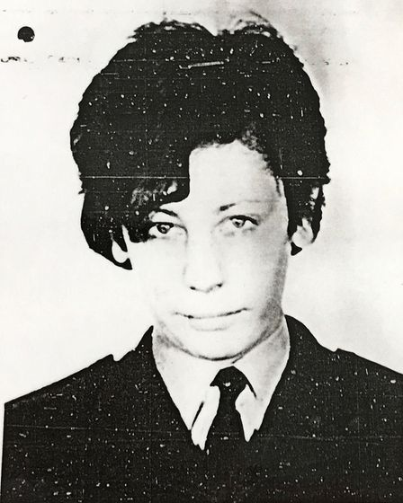 Rita Ellis was serving in the RAF at the time she was murdered. Picture: Herts Police.