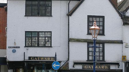Gatwards of Hitchin has been a central part of the town's community for 260 years. Picture: Charlott
