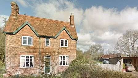 Taeg Energy is registered to this address in St Pauls Walden, near Hitchin. Picture: Google Maps