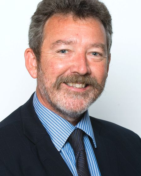 Conservative Essex County Councillor Simon Walsh, cabinet member for environment and climate change