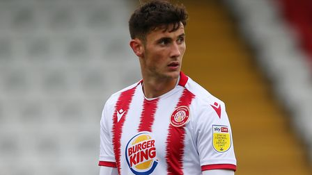 Elliot Osborne says Stevenage can have a good year after victory over Oldham Athletic. Picture: DANN