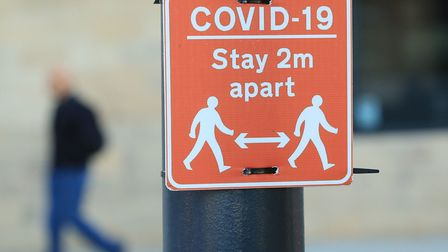 The latest data on confirmed coronavirus cases in Stevenage and North Herts has been revealed. Pictu