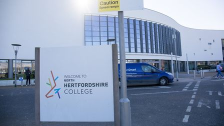 North Herts College, Stevenage. Picture: DANNY LOO