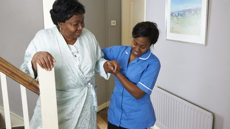 'It is really important that at the heart of what we do, the person we look after remains most impor