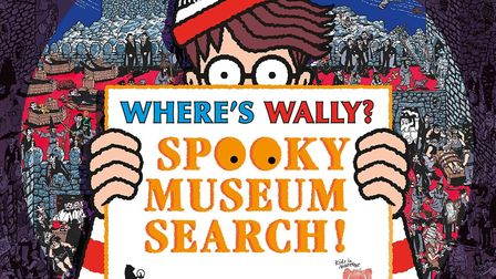 Wally will be touring museums across the country. Picture: NHDC