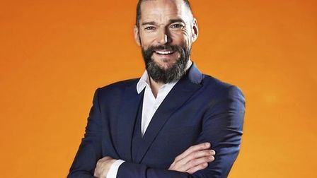 First Dates' Fred Sirieix. Photograph: Channel 4.