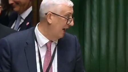 The Kinnock amendment passes as a result of there being no tellers for the 'no' vote.
