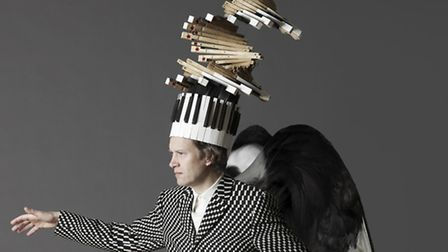 Django Bates will be playing the 2013 Herts Jazz Festival at the Hawthorne Theatre in Welwyn Garden