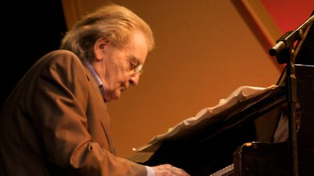 Stan Tracey will be playing the 2013 Herts Jazz Festival at the Hawthorne Theatre in Welwyn Garden C