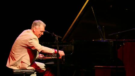 Georgie Fame will be playing the 2013 Herts Jazz Festival at the Hawthorne Theatre in Welwyn Garden