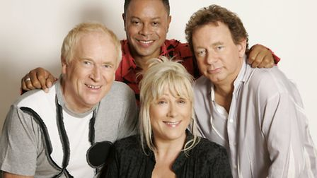 Shakatak will be performing when Boogie Night returns to the Alban Arena in St Albans