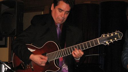 Howard Alden will be appearing at Herts Jazz Club in Welwyn Garden City