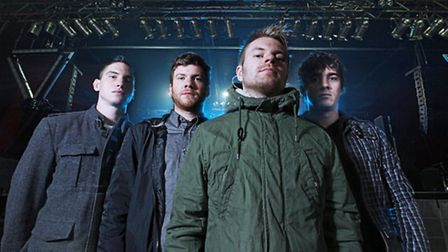 St Albans band Enter Shikari will be playing Download and Glastonbury this summer