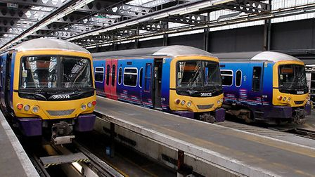 Train serving stations in Crow country are being enhanced as part of a £31m investment