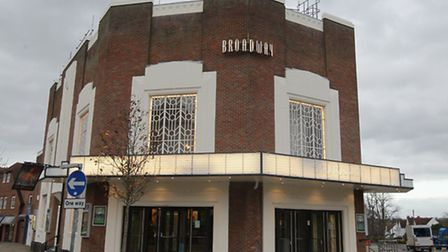 Broadway Cinema converted to The Mermaid