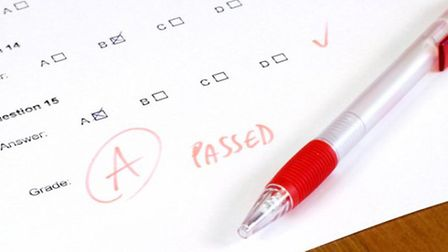 Students will find out their exam results on Thursday
