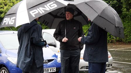 It looks like it could be a wet start to this year's August Bank Holiday