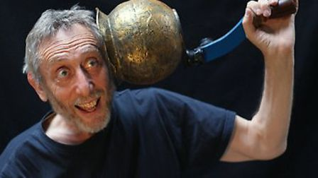 Michael Rosen in Centrally Heated Knickers