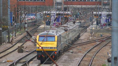 Expect delays and cancellations, commuters have been warned