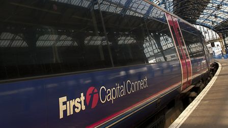 Train services are returning to normal after a man was killed near Welham Green today (Tuesday)