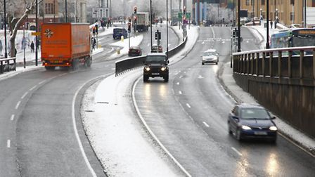 Roads minister Robert Goodwill will be checking up on winter road preparations