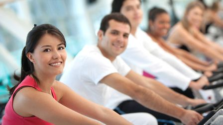 You could win gym membership with Anytime Fitness