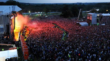 The Sonisphere Festival at Knebworth [Picture: PG Brunelli]