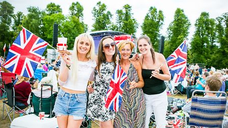 Treat mum to tickets for Battle Proms 2014 at Hatfield House for Mother's Day