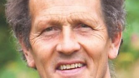Monty Don will be in Hatfield on Friday