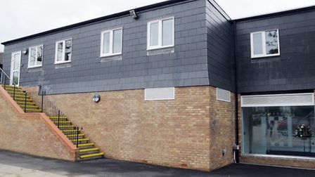 New sports complex at Lochinver House School
