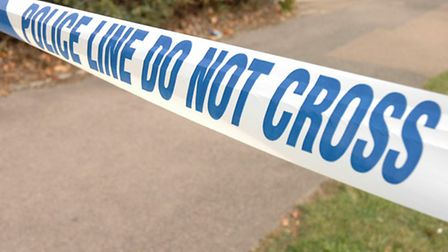 Police attended a death at Brookmans Park Railway Station