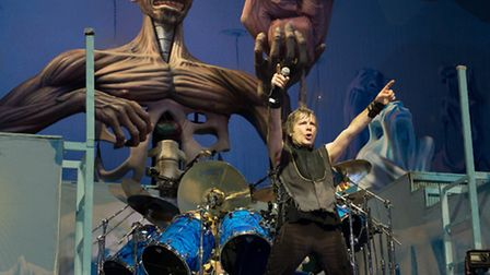 Iron Maiden bring their Maiden England World Tour to a close at Knebworth [Picture: John McMurtrie]